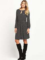 Jersey Tea Dress