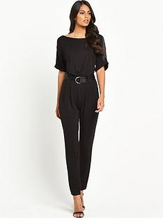 south-petite-casual-d-ring-jersey-jumpsuitnbsp