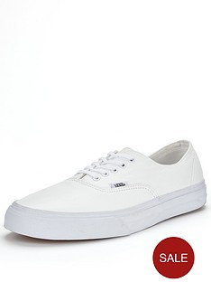 vans-authentic-decon-leather-mono-trainers-white