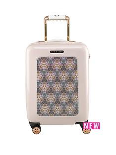 ted-baker-ted-baker-hard-4w-floral-geo-nude-cabin-case