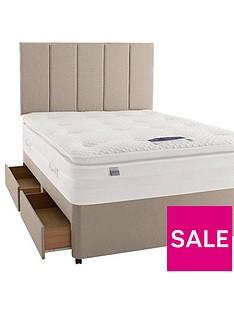 silentnight-mirapocket-jasmine-2000-geltexnbspdivan-with-optional-storage-and-half-price-headboard-offer-buy-and-save