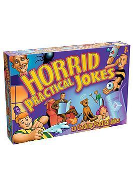 Image of Drumond Park Horrid Practical Jokes
