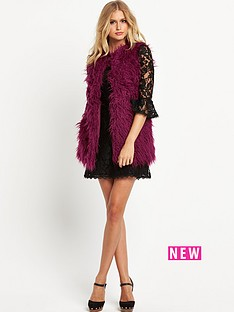 v-by-very-longline-faux-mongolian-fur-gilet