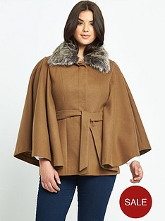 so-fabulous-faux-fur-collar-belted-cape