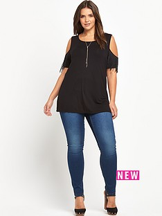 so-fabulous-jersey-fringe-cold-shoulder-top