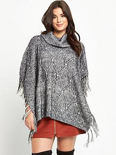so-fabulous-fringe-cowl-neck-poncho