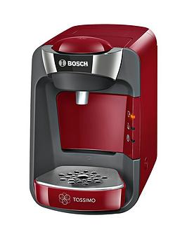 Tassimo Tas3203Gb Suny Coffee Maker - Red