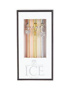 ice-london-lucky-charm-pen-trio