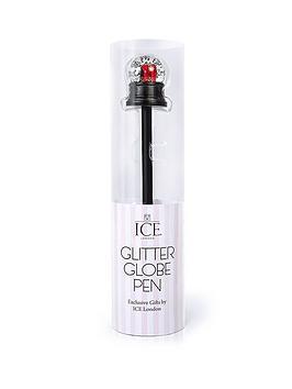 ice-london-stiletto-glitter-globe-pen