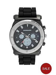 mckenzie-black-imitation-multi-dial-strap-mens-watch