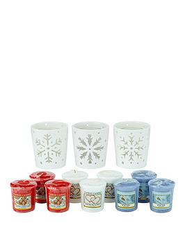 yankee-candle-winter-flurries-12-piece-set