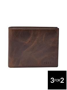 fossil-derrick-bifold-leather-wallet