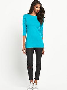 south-crew-neck-34-sleeve-topnbsp
