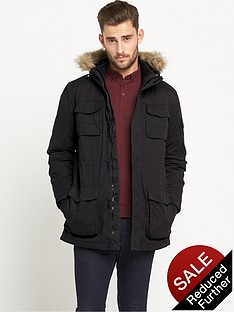 goodsouls-faux-fur-trimnbspparka-coat