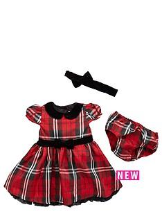 ladybird-ladybird-baby-girls-3-pc-tartan-dress-headband-amp-knickers