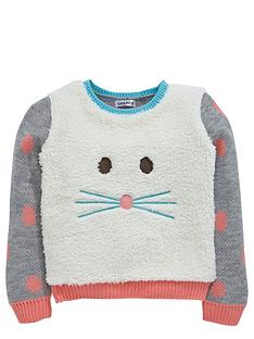 ladybird-girls-cosy-borg-applique-mouse-jumper-12-months-7-years