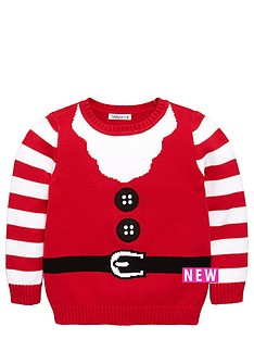 ladybird-toddler-boys-novelty-santa-suit-jumper-1-7-years