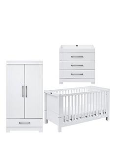 silver-cross-notting-hill-cot-bed-dresser-double-wardrobenbsp