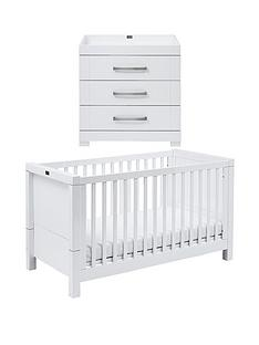 silver-cross-notting-hill-cot-bed-dressernbsp
