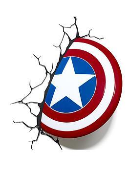 captain-america-marvel-3d-shield-wall-light