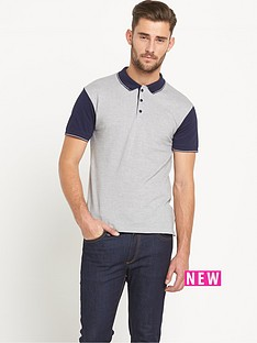 goodsouls-mixed-fabricnbspmens-polo-shirt