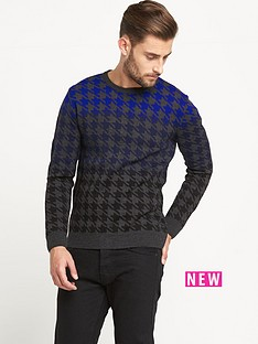 goodsouls-dogtooth-mens-jumper