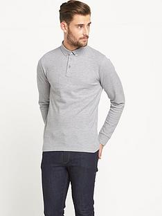 goodsouls-long-sleeve-piquenbsppolo-shirt