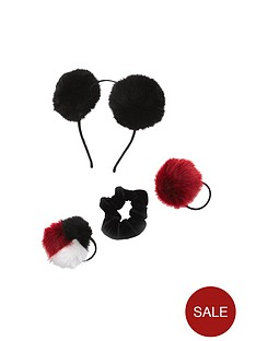 girls-fauxnbspfur-hair-accessory-set-3-piece