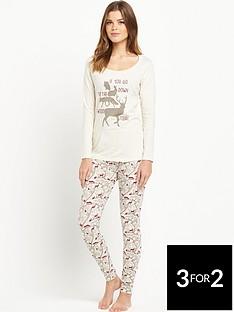 sorbet-woodland-pyjamas-set
