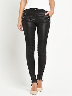 south-coated-zip-detail-biker-jeannbsp