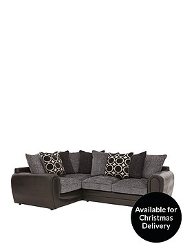 bardot-left-hand-double-arm-scatterback-corner-group-sofa