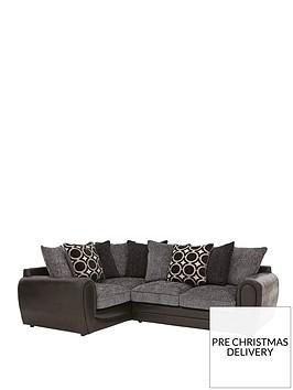 bardot-left-hand-double-arm-scatterback-corner-group-sofa
