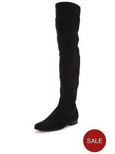 vero-moda-penny-suede-knee-boot