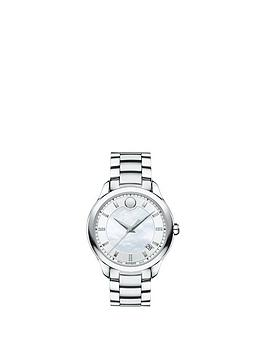 movado-movado-swiss-bellina-stainless-steel-white-dial-ladies-watch