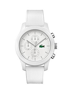 lacoste-chronograph-white-dial-white-rubber-strap-gents-watch