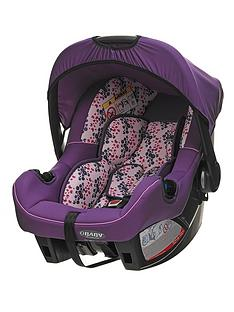 Obaby Group 0+ Car Seat - Little Cutie