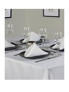 linen-look-oblong-table-linen-set-4-place-settings-52x70-inch