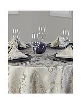 Cadiz Round Table Linen Set (4 Place Settings)