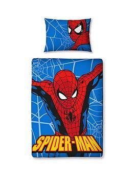 spiderman-parker-toddler-duvet-cover-set