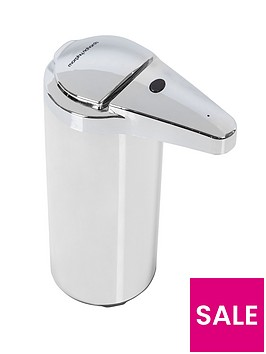 morphy-richards-sensor-soap-dispenser-250ml-chrome