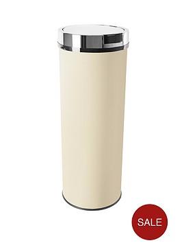 morphy-richards-round-sensor-bin-50l-cream