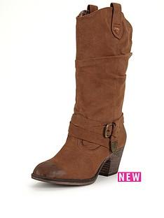 rocket-dog-sidestep-western-knee-boot
