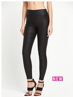 river-island-black-coated-legging