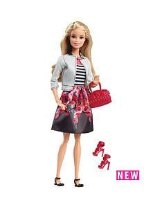 barbie-barbie-style-doll-floral-skirt