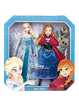 Signature Collection Anna and Elsa Dolls