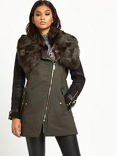 river-island-faux-shearling-parka