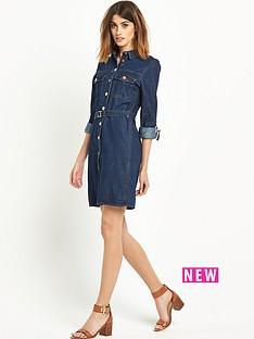 river-island-denim-casual-shirt-dress