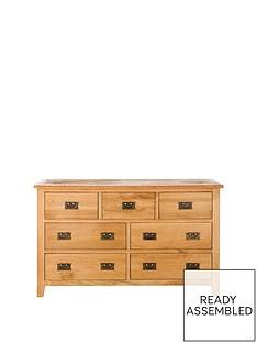 london-3-4-drawer-ready-assembled-oak-chest