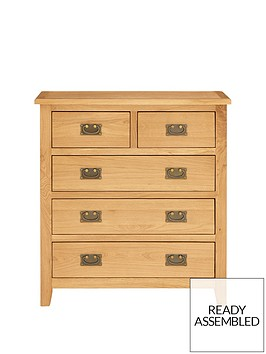 london-ready-assembled-3-2-drawer-oak-chest