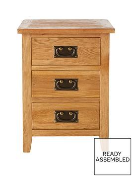 london-ready-assembled-3-drawer-oak-bedside-cabinet